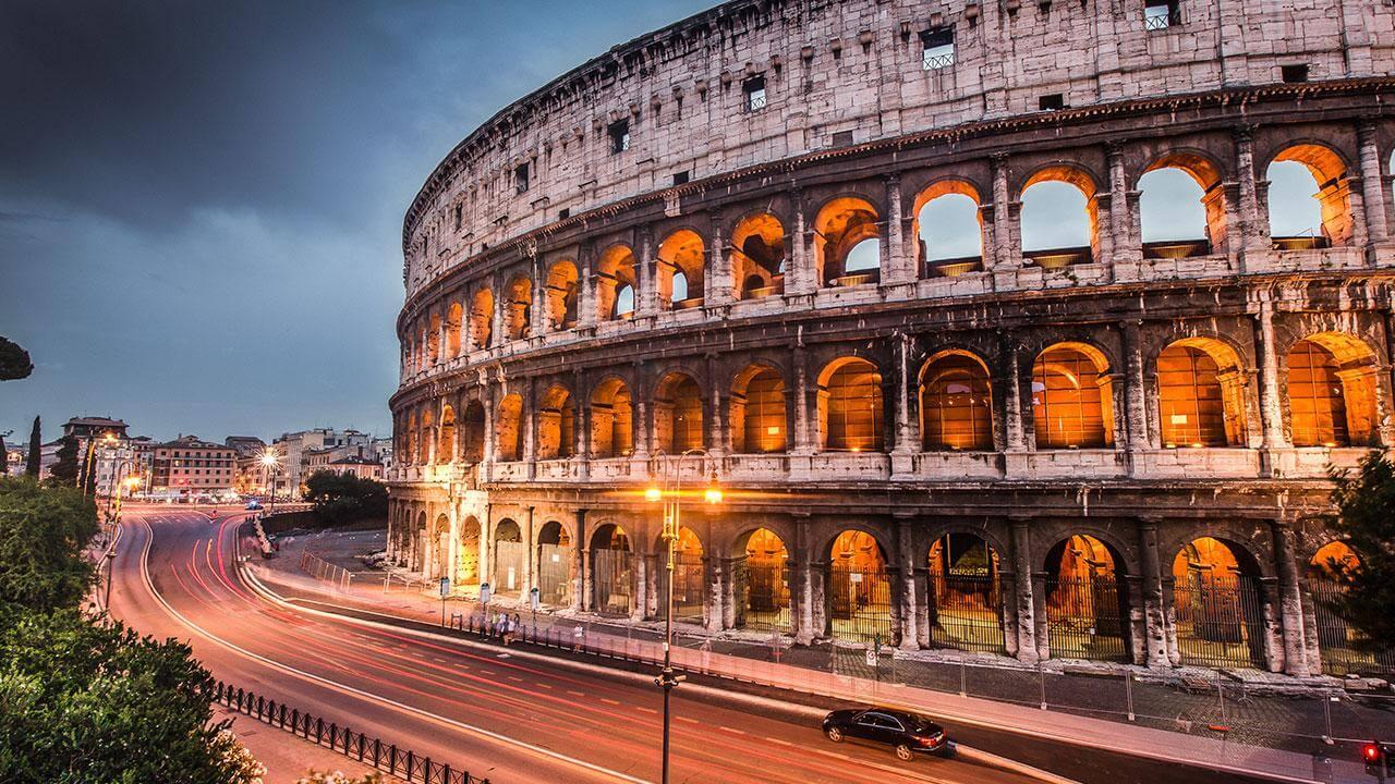 rome - Home