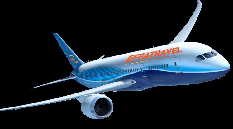 Effatravel Plane - Flights